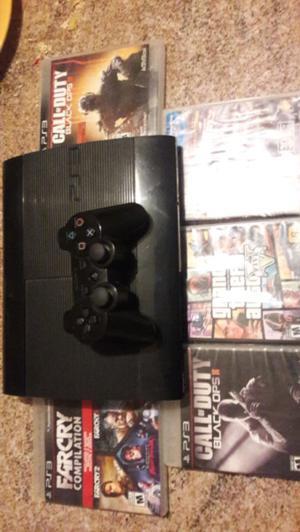 ¡¡PS3 NUEVA COMPLETA!!