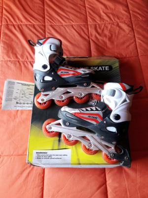 Patines Rollers Action Sport Extensibles. Soy 7 u 8 y me