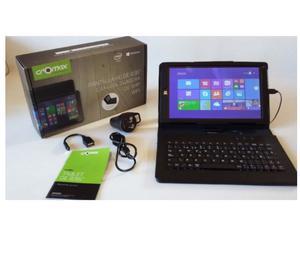Tablet CROMAX CR X895 + teclado + funda en caja sellada GTIA
