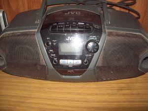 VENDO RADIO GRABADOR JVC