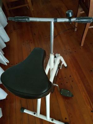 bicicleta fija usada