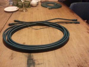 cables de rca a rca audio