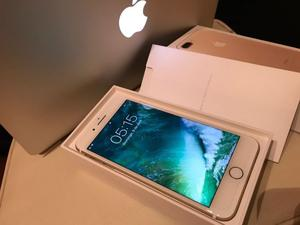 iPhone 7 Plus 32gb Gold Libre En Caja Igual A Nuevo