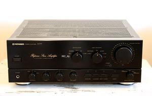 Amplificador Pioneer A-777 No Sa- Tope De Linea Dual Mono!