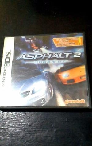 Asphalt 2 Urban GT para Nintendo DS
