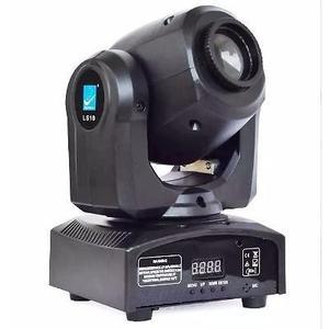 Cabezal Movil Led 10w Spot Big Dipper Ls10 Dmx Sound Oferta!