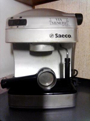 Cafetera saeco vía véneto
