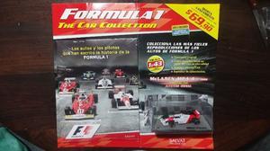 Formula 1 SALVAT N° 1 (Cambio por Autos Inolvidables N°11