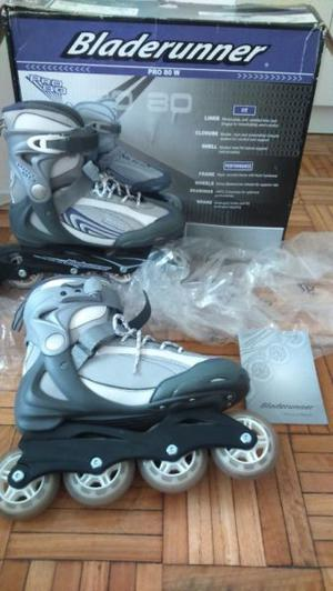 Roller Bladerunner Pro 80 By Rollerblade Mujer (talle 39)