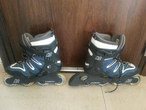 Rollers K2 IMPORTADOS Nro 36.5