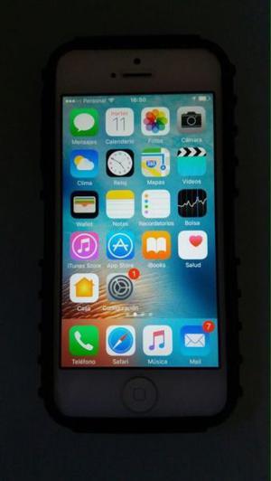 iPhone 5 16GB. Libre