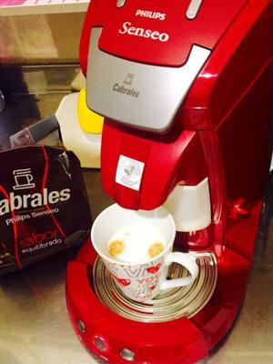 Cafetera Philips Senseo Latte HD prácticamente nueva
