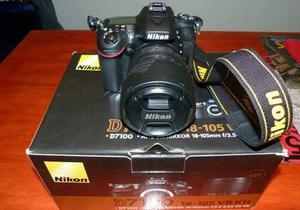 Camara Nikon D Kit  (Igual A Nueva)