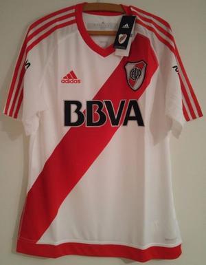 Camiseta titular adidas River Plate  talle M