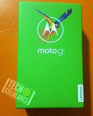 MOTO G5 32 GB!!! NUEVO LIBRE DE FABRICA !!!!