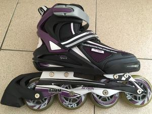 Patines Rollers Action Sport Talle 39