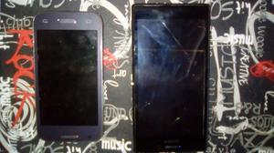 Sony xperia m2 y samsung ace 4 para repuestos