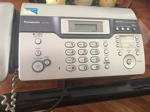 Teléfono Fax Panasonic Kx Fc972 Funciona Perfectamente