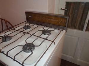 cocina Lonvie con horno visor