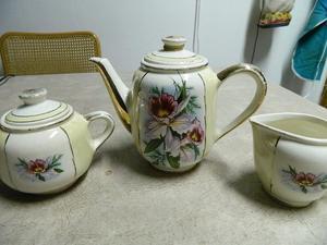 porcelana antigua varias