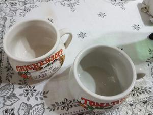 vendo tazones de ceramicas oferta!