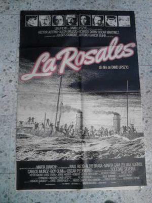 Afiche La Rosales ()