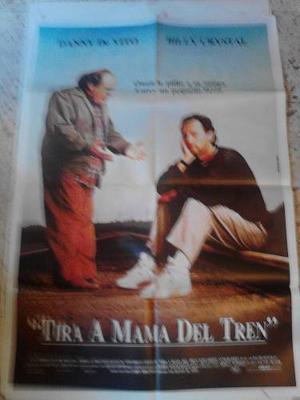 Afiche Tira A Mama Del Tren