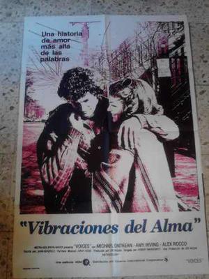 Afiche Vibraciones Del Alma
