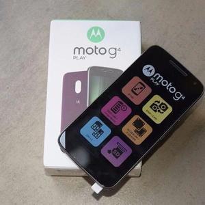 Moto G4 Play *16GB *Libres *Cámara Principal 8MP y Frontal