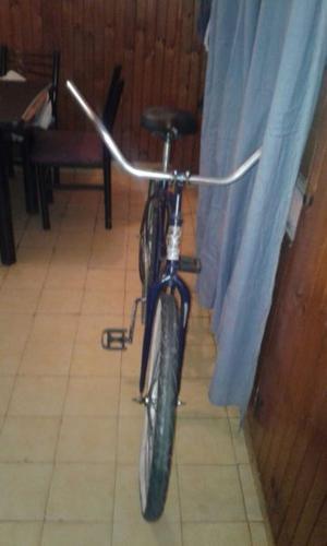 Vendo bicicletas playeras.rodados 26 y 24.