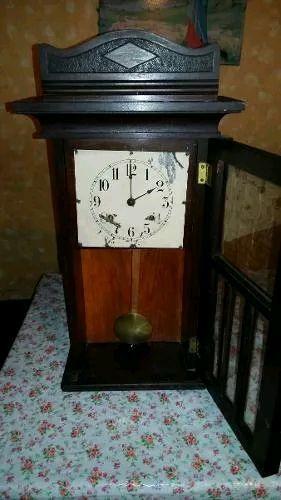 Vendo reloj antiguo pendulo