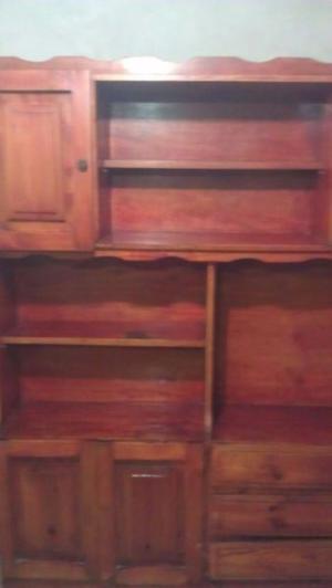 vendo modular de madera en un buen estado
