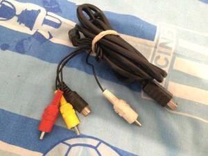 Cables De Audio Y Video Ps1 Originales