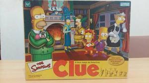 Clue De Los Simpsons. Original