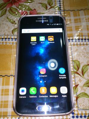 SAMSUNG GALAXY S6 EDGE AZUL 32GB.