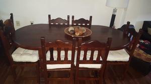 Mesa y sillas en muebles usados villa allende posot class for Muebles usados en cordoba