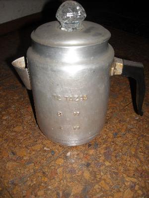 antigua cafetera para 12 pocillos