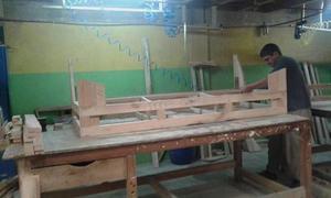 fabricamos esqueletos de sillones