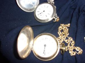 relojes bolsillo antiguos desde$.-