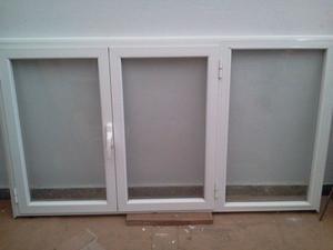 ventana de aluminio 180x100 linea modena.
