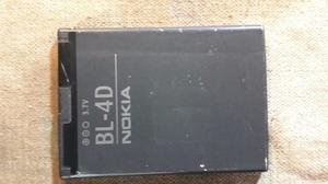 Batería Nokia N8 BL-4D usada, como nueva. Liquidación.