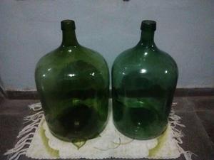 Botellones de 20 y 25lts