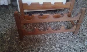 Vinoteca botellas en madera gran la plata posot class - Vinotecas de madera ...
