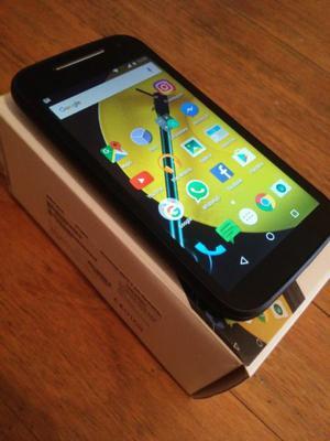 Moto e 4G impecable casi sin uso,libre en caja no permuto