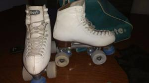 PATINES PROFESIONALES TALLE 36 MARCA TOP SKATE MODELO ORION