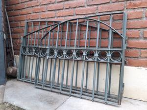 Accesorios de rejas hierro estilo y herrajes posot class - Rejas de hierro para puertas ...