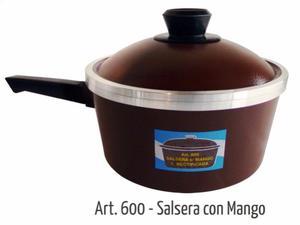 SALSERA C/MANGO ETERNA 600