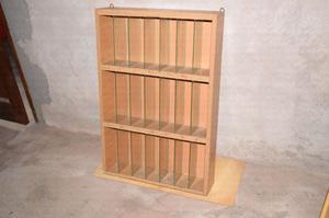 Vendo CIGARRERA de madera y vidrio o permuto por