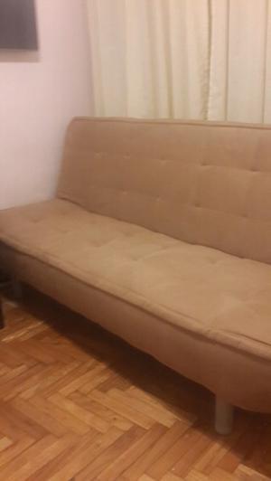 Vendo sofá cama casi nuevo