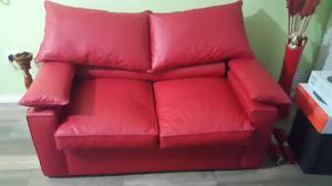Vendo sofa 2 cuerpos